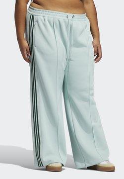 adidas Originals - Ivy Park Logo 3 Stripe Suit  - Trainingsbroek - greentint