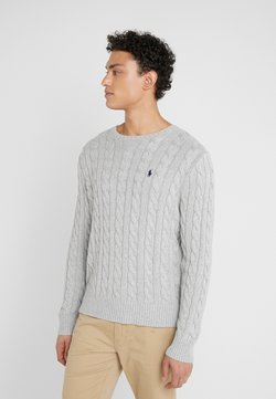 Polo Ralph Lauren - CABLE - Neule - andover heather