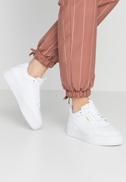 Puma - CALI SPORT - Sneakers laag - white