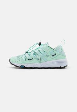 Hi-Tec - V-LITE RAPID WOMENS - Hiking shoes - mint/white