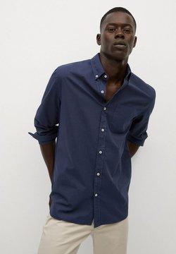 Mango - Overhemd - dunkles marineblau