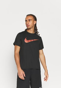 Nike Performance - DRY - T-Shirt print - black