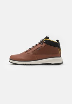 Geox - AERANTIS ABX - Lace-up ankle boots - brown