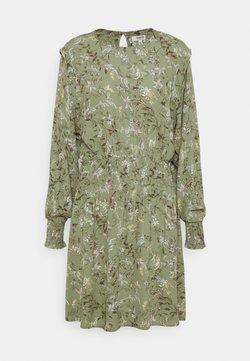b.young - FLAMINIA DRESS  - Freizeitkleid - oil green