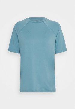 POC - REFORM ENDURO LIGHT TEE - T-shirts print - light basalt blue