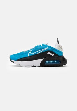 Nike Sportswear - AIR MAX 2090 - Sneakersy niskie - laser blue/white/black/vast grey
