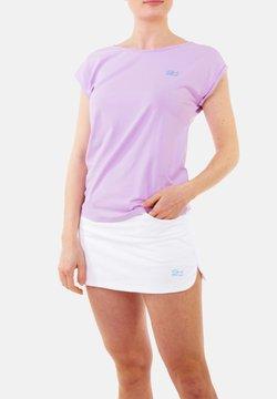 SPORTKIND - T-Shirt basic - flieder