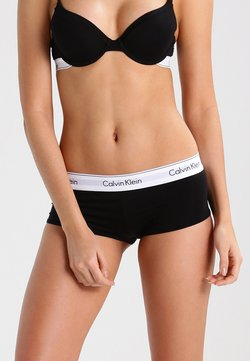 Calvin Klein Underwear - MODERN COTTON - Panties - black