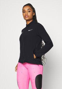Nike Performance - OLYMPICS JACKET TRACKSUIT - Laufjacke - black/silver