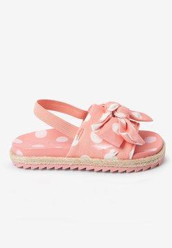 Next - Riemensandalette - pink