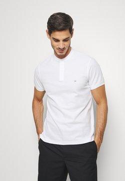 Tommy Hilfiger - LUXURY STRETCH MAO SLIM - Basic T-shirt - white