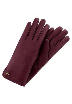 PRIMA MODA - PAROLISE  - Gloves - burgundy
