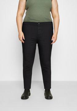 Even&Odd Curvy - JEGGING - Jeans Skinny - black denim