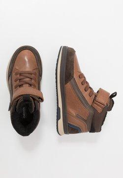 Geox - ASTUTO BOY - Stiefelette - light brown/brown