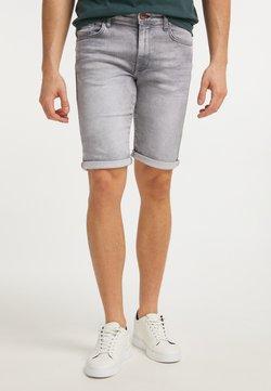 Petrol Industries - Jeans Shorts - dusty silver