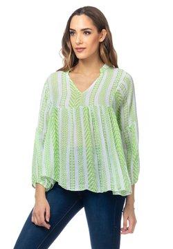 Tantra - MIT ETHNO-PRINT - Bluse - verde