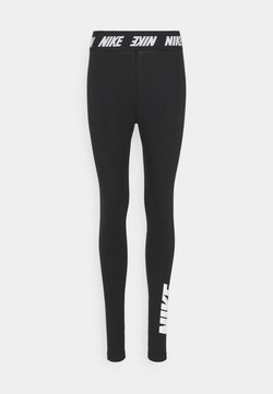 Nike Sportswear - CLUB  - Legging - black