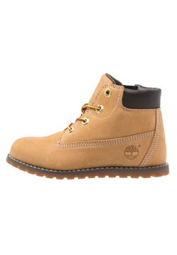 Timberland - POKEY PINE  - Bottines à lacets - wheat