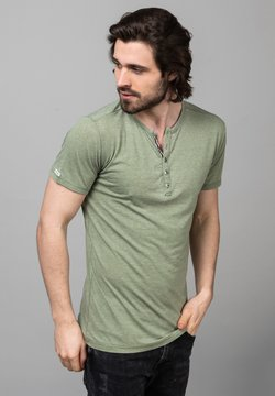 Key Largo - MT DIETER - T-Shirt print - green