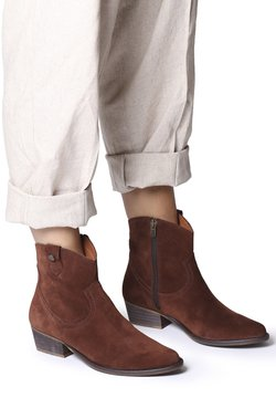 Toni Pons - URBAN-SY - Ankle Boot - brandy