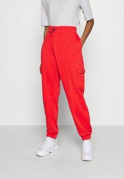 Nike Sportswear - PANT - Jogginghose - crimson/black