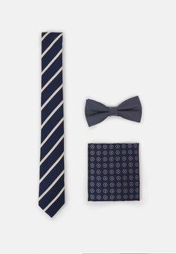 Jack & Jones - JACTONY NECKTIE GIFTBOX SET - Krawatte - navy blazer