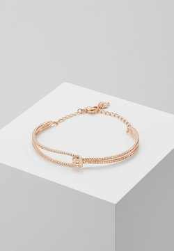Swarovski - LIFELONG BANGLE  - Bracelet - rosegold-coloured