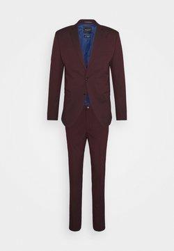 Selected Homme - SLHSLIM-MYLOLOGAN SUIT - Kostuum - winetasting
