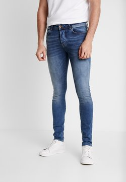 Cars Jeans - DUST - Jeans Skinny Fit - dark used