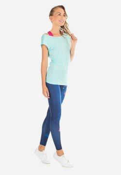 Winshape - MCT003 ULTRA LIGHT - T-Shirt basic - mint