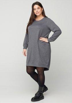 Zizzi - Vestido ligero - dark grey