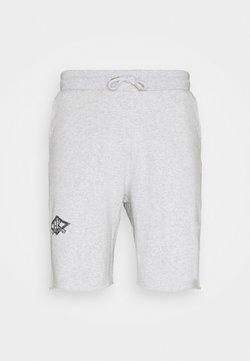 Han Kjøbenhavn - Shorts - grey melange/black