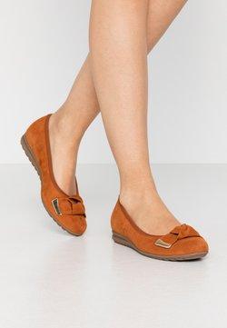 Gabor Comfort - Ballerina's - rost