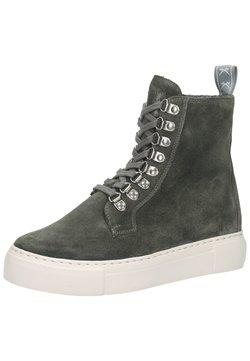Sansibar Shoes - Ankle Boot - dunkelgrau 31