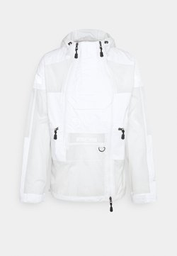 The North Face - STEEP TECH LIGHT RAIN JACKET - Waterproof jacket - white