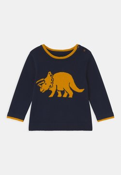 GAP - DINO UNISEX - Trui - blue galaxy