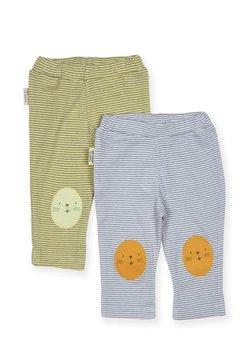 Cigit - 2 PACK - Pantaloni - mustard yellow