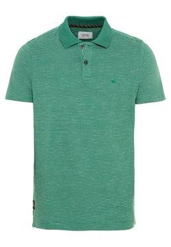 camel active - Poloshirt - jungle green
