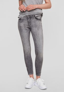 Noisy May - Slim fit jeans - light grey denim