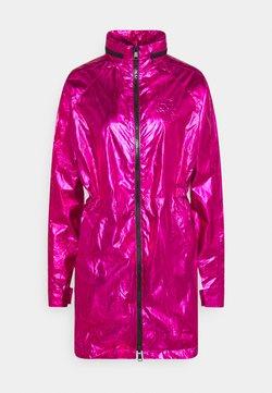 KARL LAGERFELD - IKONIK - Parka - metallic pink