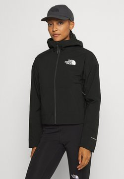 The North Face - INSULATED JACKET BOMBER  - Chaqueta Hard shell - black