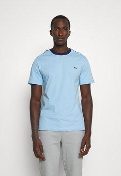 Lacoste Sport - T-Shirt print - bleu
