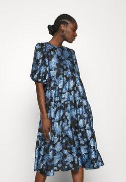 Cras - LOLACRAS DRESS - Cocktailkleid/festliches Kleid - blue
