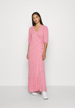 Vila - VIKIDDA DRESS - Maxi-jurk - rosebloom/flowers