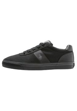 Polo Ralph Lauren - HANFORD - Sneaker low - black/charcoal