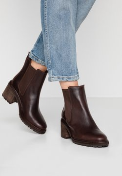 Timberland - SIENNA HIGH CHELSEA - Stiefelette - dark brown
