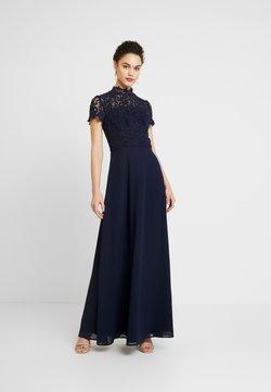 Chi Chi London - CHARISSA DRESS - Ballkleid - navy