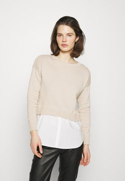 edc by Esprit - 2 IN 1  - Pullover - beige