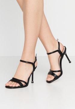 Tamaris - Sandaletter - black matt