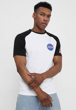 Only & Sons - ONSNASA TEE - T-shirts med print - white